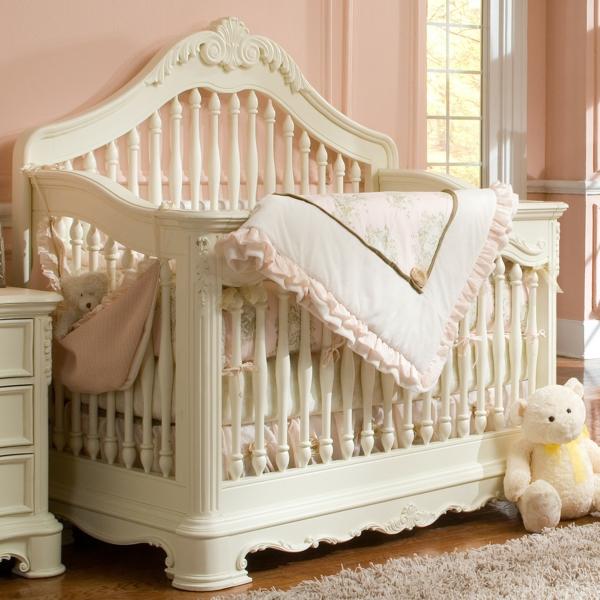 babybettchen elegantes design teddys mädchen