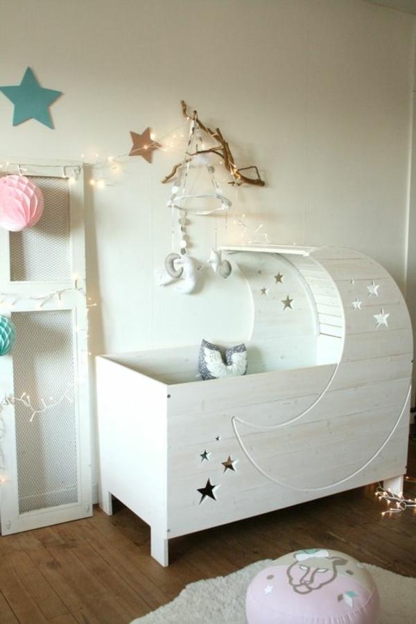 babybettchen designs f r das niedliche babyzimmer interieur. Black Bedroom Furniture Sets. Home Design Ideas