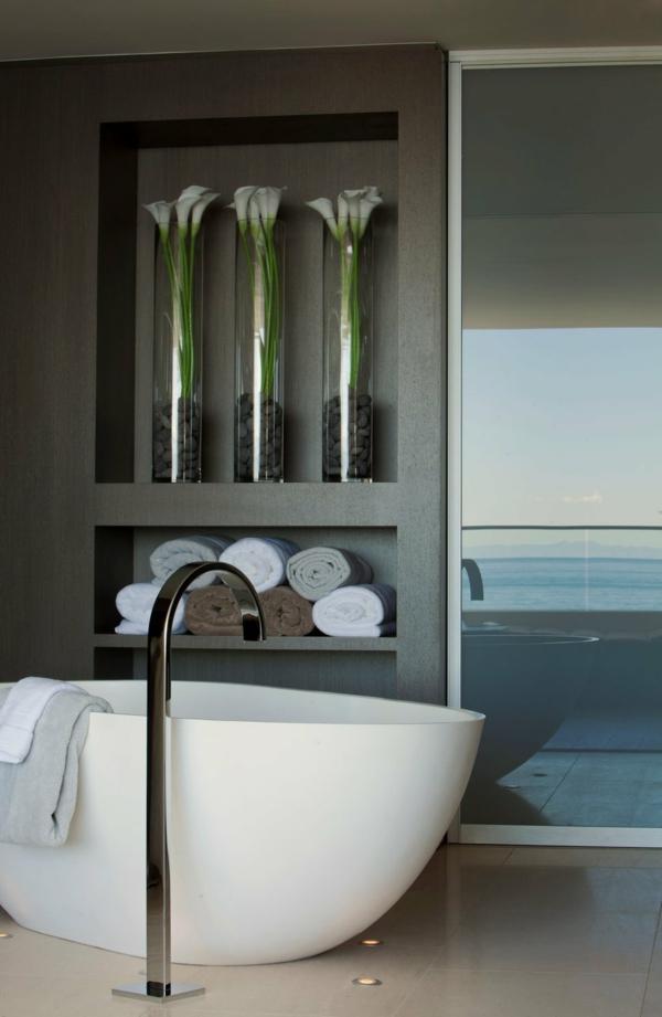 Badewanne Freistehend Badezimmer Beispiele Bad Einrichten