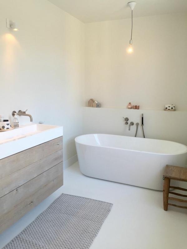 Wandarmaturen badewanne  Badewanne freistehend: Ideen und inspirierende Badezimmer Beispiele