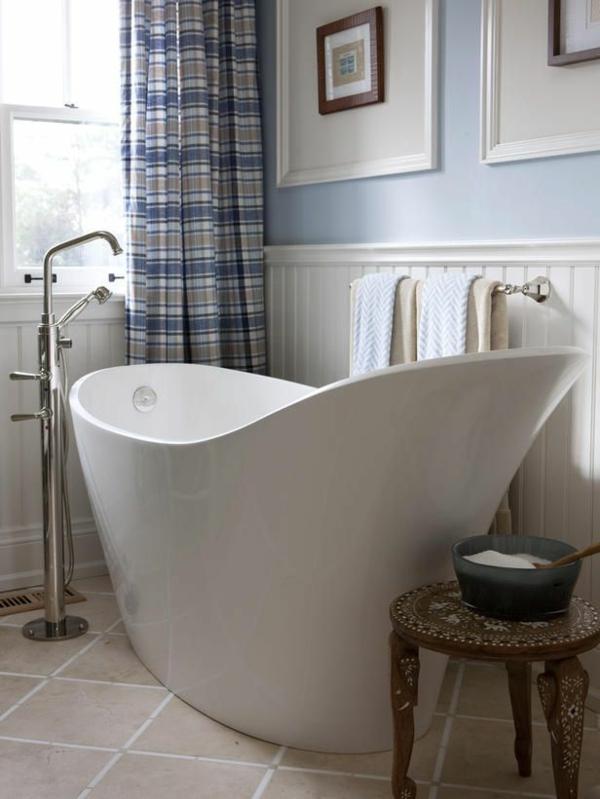 badewanne freistehend form und design badezimmer beispiele