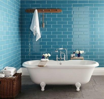 Modernes Badezimmer - Verschiedene mögliche Stile fürs moderne Bad
