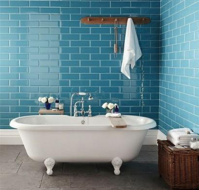 Badezimmergestaltung mit fliesen interessante beispiele for Fliesen beispiele