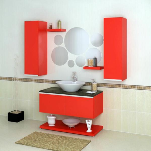 badideen kleines bad badmöbel set frische farbe