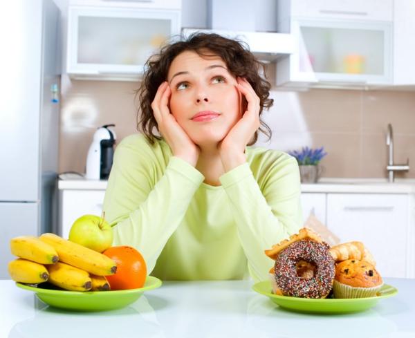 basische lebensmittel weniger süßigkeiten mehr früchte