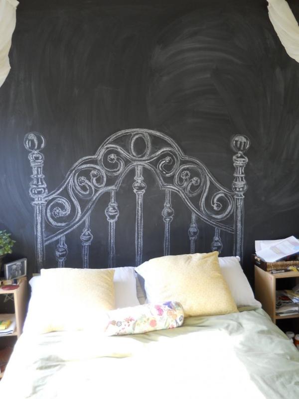 bett kopfteil - interessante designs für ein attraktives schlafzimmer - Bettkopfteil Ideen Schlafzimmer