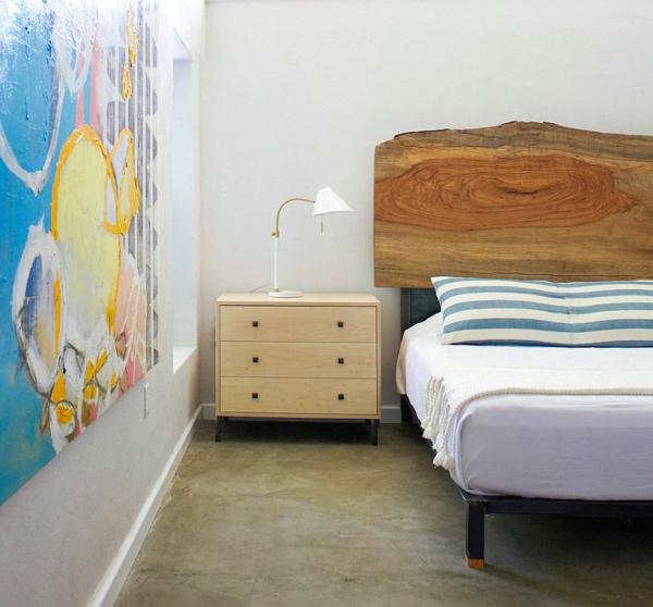 bettkopfteil ideen Sarah Stacey Interior Design