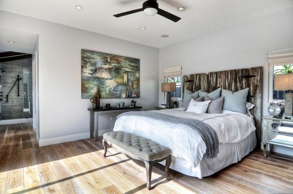 ... erfinderische Bettkopfteil Ideen für ein ausgefallenes Schlafzimmer