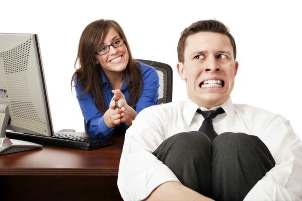 bewerbungsgespräch angst stress