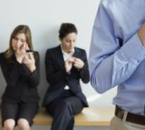 Wie Sie beim Bewerbungsgespräch richtig handeln