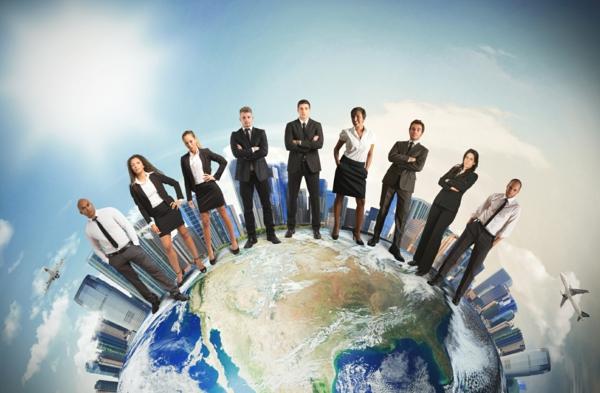 bewerbungsgespräch international multikultirell global