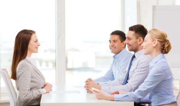 bewerbungsgespräch aufrichtige haltung