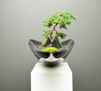 Kasokudo Blumenkübel, inspiriert von der Autoindustrie