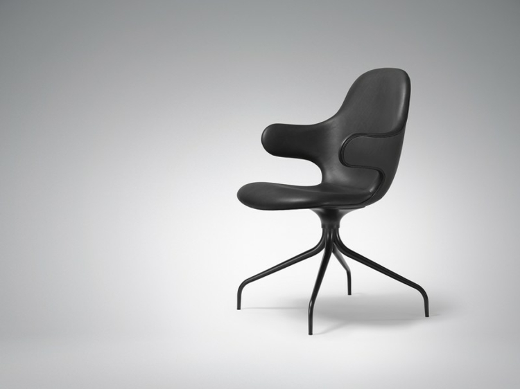 design stühle Catch Chair &Tradition leder