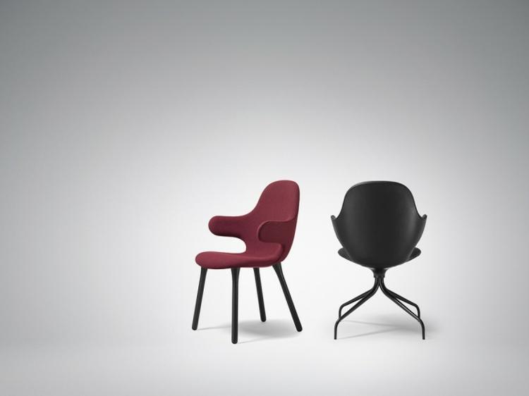 design stühle Catch Chair Tradition rückenansicht