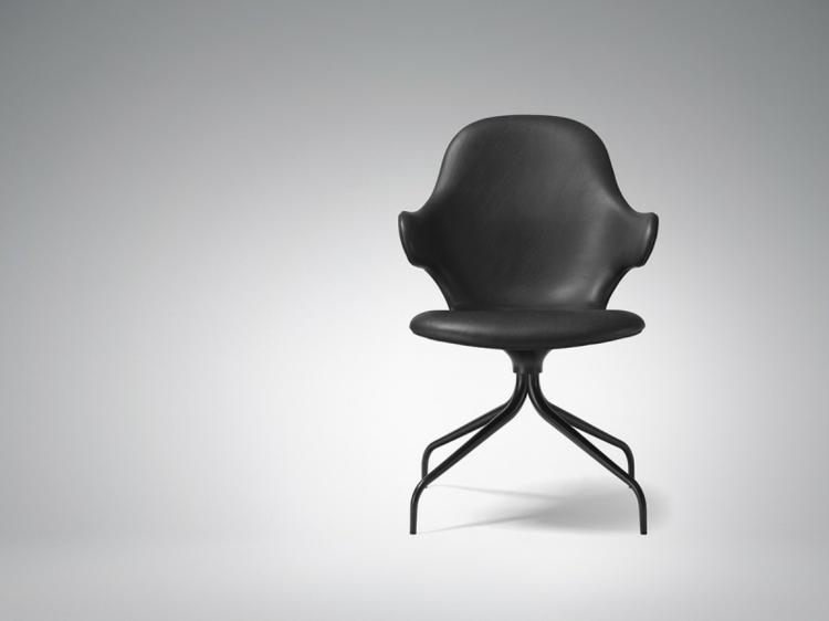design stühle Catch Chair Tradition schwarz