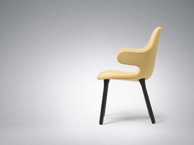 design stühle Catch Chair hayon für Tradition gelb