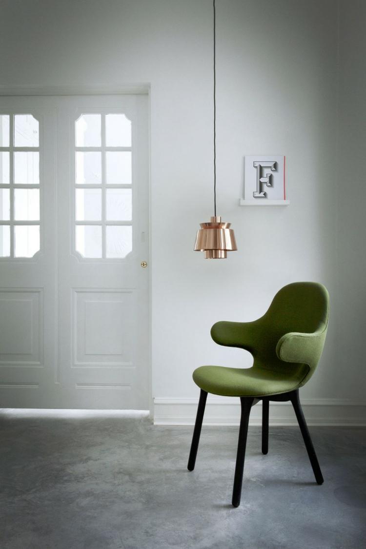 designer stühle Catch Chair hayon für &Tradition pendelleuchte