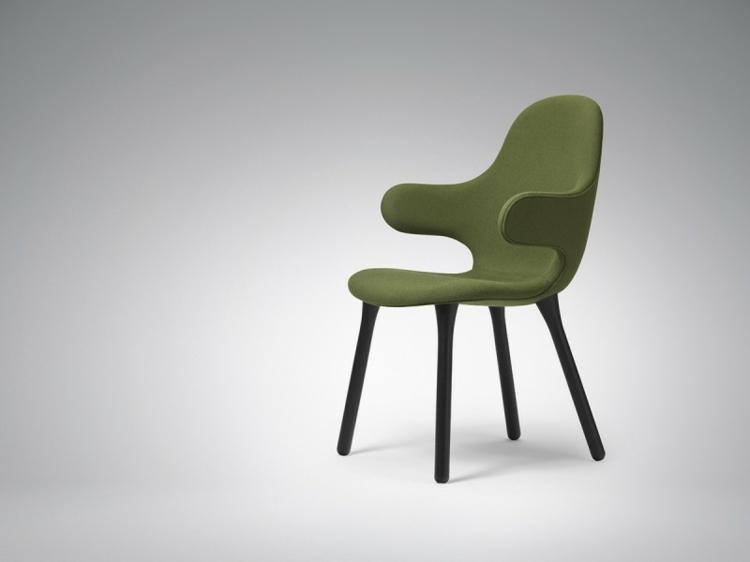 design stühle Catch Chair hayon für &Tradition