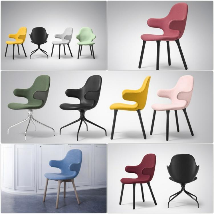 design stühle Catch Chair jaime hayon für Tradition