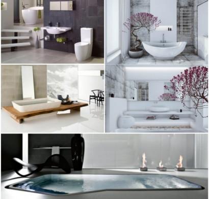 Welche Sind Die Neusten Tendenzen In Sachen Designer Badezimmer