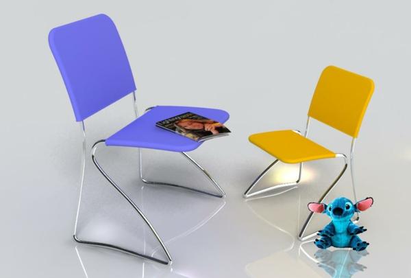 designerstühle Dress me chair Baita Design Studio stuhl design farben größe