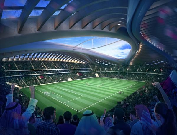 doha katar zaha hadid projekt stadion