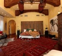 ethno style in der wohnung - geschmackvolle interieur designs - Wohnung Style Einrichtung