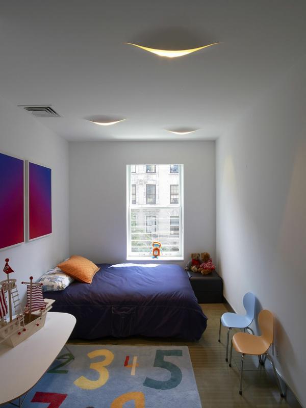 einrichtungstipps kleines schlafzimmer gestalten farbige akzente esetzen