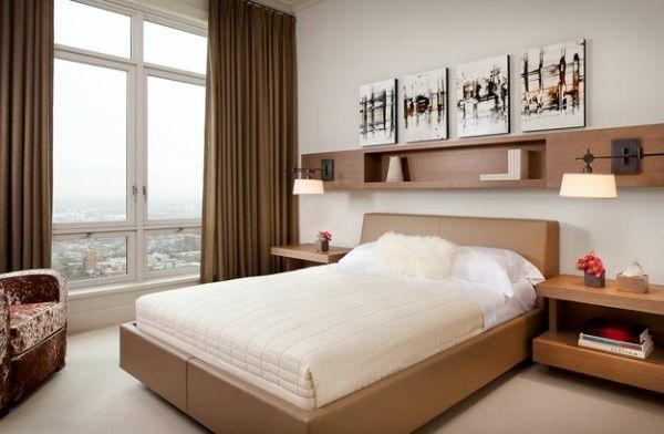 Einrichtungstipps fürs kleine Schlafzimmer, die Ihnen von Nutzen sein ...