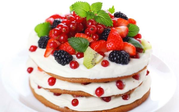 erdbeeren gesund cookies waldfrüchte