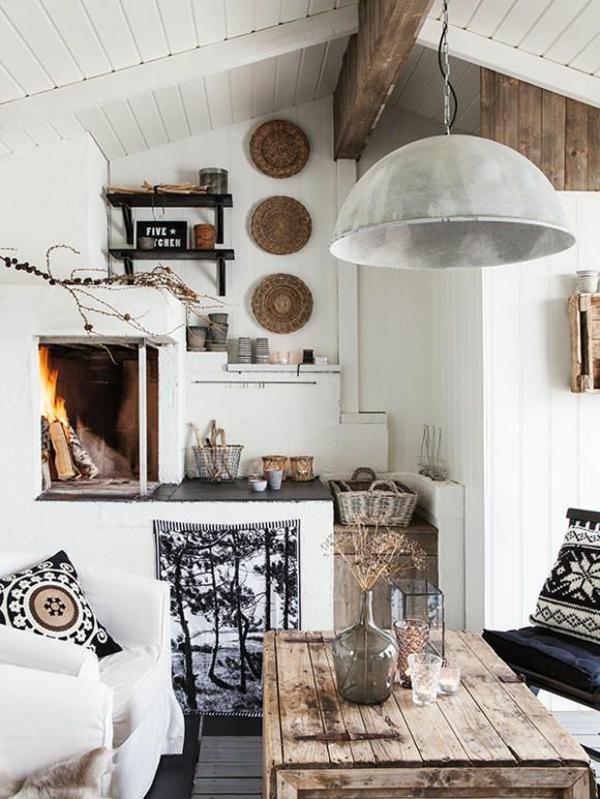 Wohnzimmer Afrika Deko Ethno Style In Der Wohnung Geschmackvolle Interieur Designs
