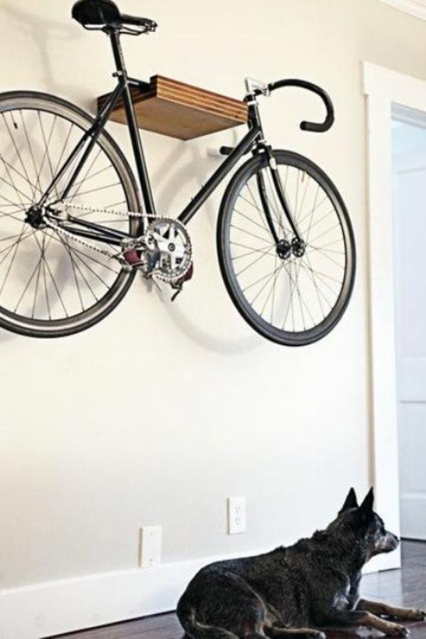 Fahrrad wandhalterung und andere fahrradst nder die sie erstaunen - Fahrrad an die wand hangen ...