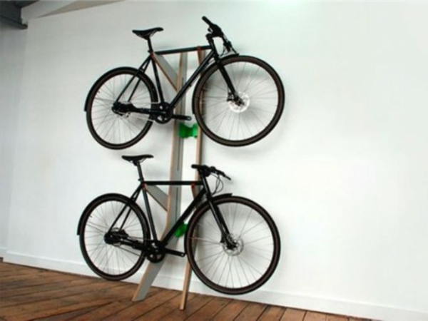 fahrrad wandhalterung zuhause mehrere fahrräder