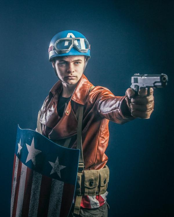 filmfiguren captain america film