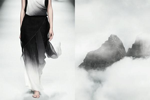 kunst fotografie designer mode berge