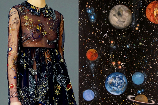 kunst fotografie fashion mode galaxie