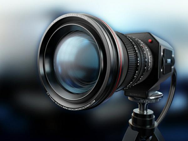 fotokamera hd professionell objektiv ständer