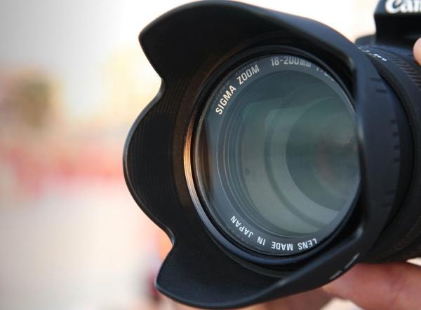 foto kamera objektiv professionell sigma canon