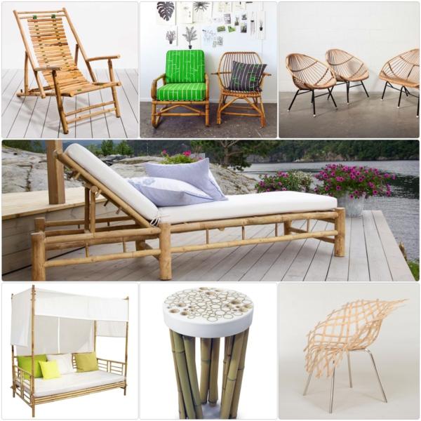 Gartenm bel luxus nachhaltige au enm bel aus bambus - Gartenmobel luxus ...