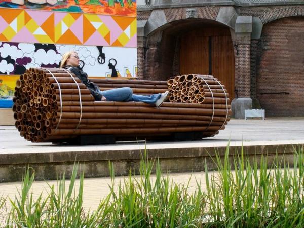 Gartenmobel Zebra Outlet : Gartenmöbel Luxus nachhaltige Außenmöbel aus Bambus