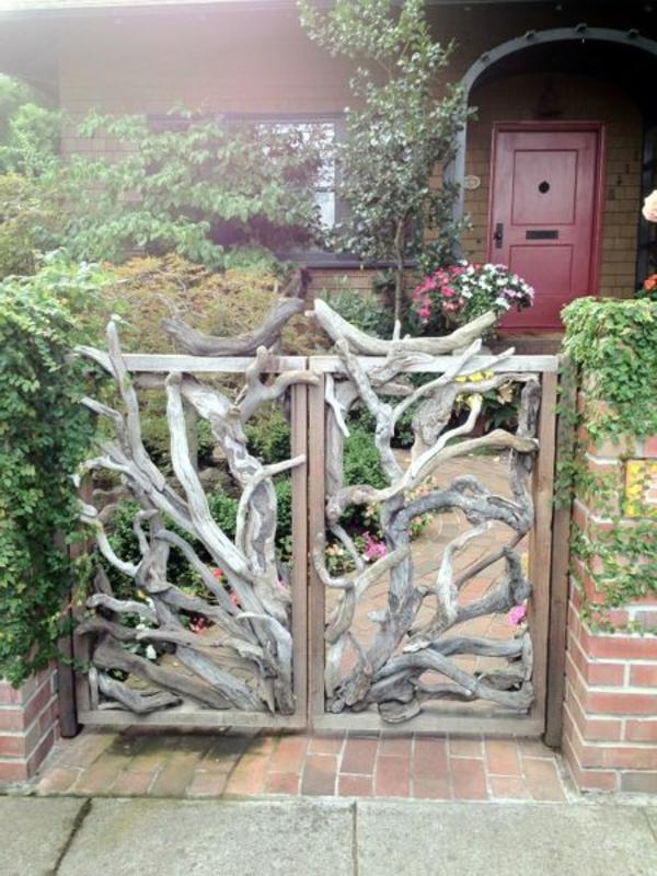 Gartent ren designs f r eine zauberhafte gartengestaltung for Garten dekorativ gestalten