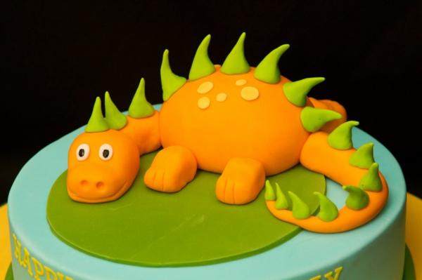 How To Make At Rex Birthday Cake