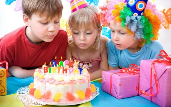 geburtstagstorte kindergeburtstag party