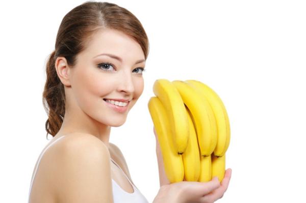 gesichtsmaske selber machen bananen hautkur