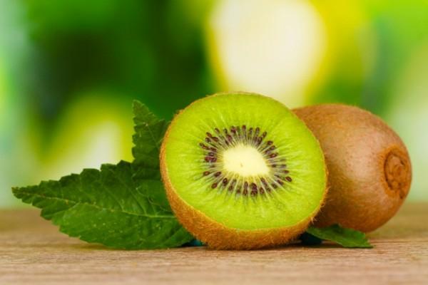 gesichtsmaske selber machen frisches kiwi