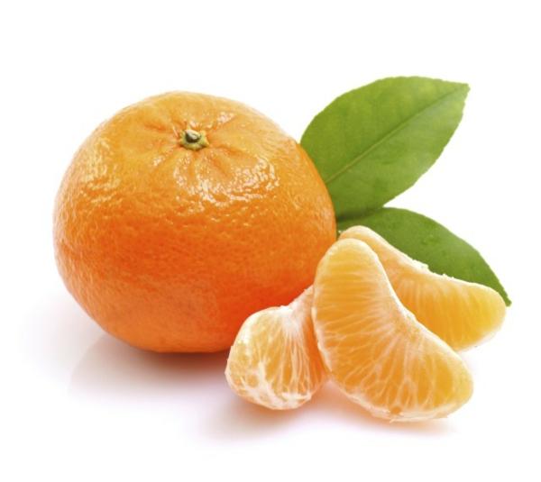gesichtsmaske selber machen mandarinen