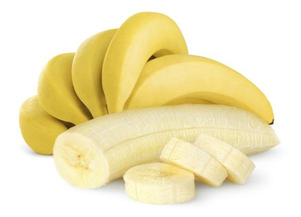 gesichtsmaske selber machen reife bananen