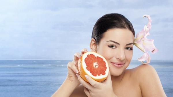 gesichtsmaske selber machen zitrone orange