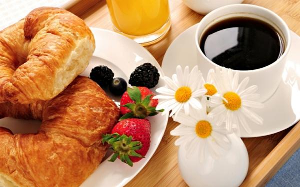 gesundes essen gesundes frühstück ideen